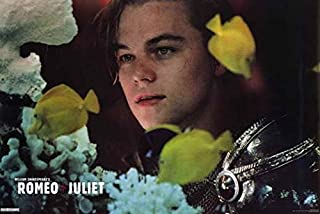 William Shakespeare's Romeo & Juliet POSTER Movie (24 x 36 Inches - 61cm x 92cm) (1996)