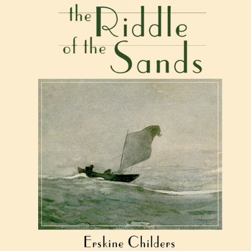 The Riddle of the Sands audiobook cover art