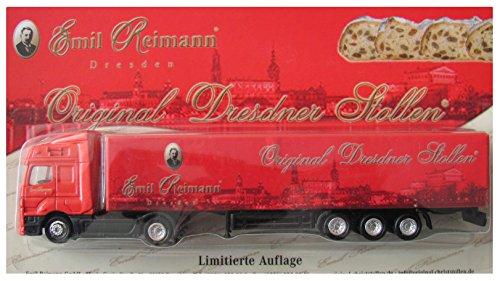 Emil Reimann GmbH Nr. - Original Dresdner Stollen - MB Axor - Sattelzug