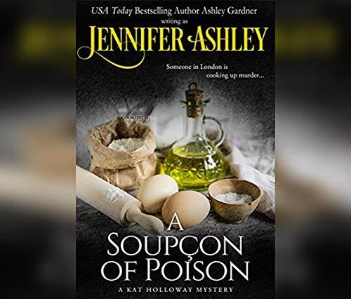 Couverture de A Soupcon of Poison