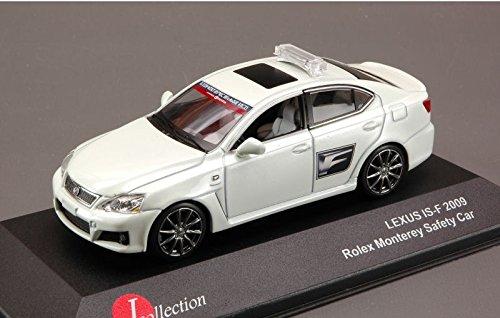 Lexus IS-F Rolex Montery Safety (2009)