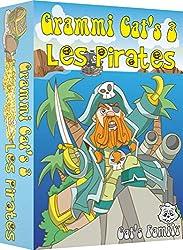 Jeu de carte éducatif Grammi Cat's 3 - Les pirates