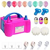 Best Pcs With Balloons Pumps - Electric Air Balloon Pump- 123 Pcs Balloon Pump Review