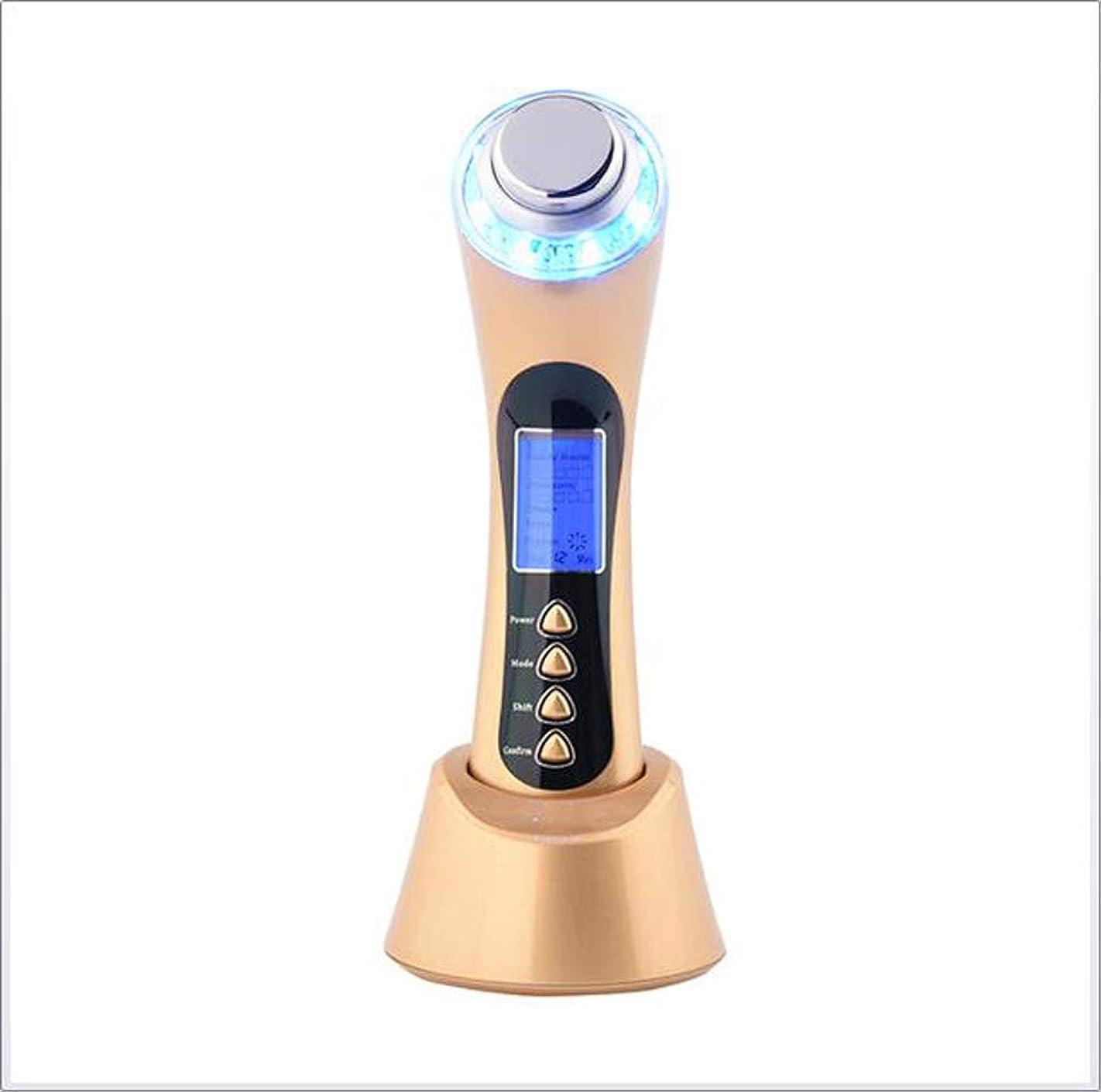 財団側ドルしわ機械RF美の反老化の反アクネの顔の引き締まる美機械,金