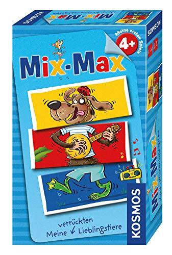 KOSMOS 711450 Mix-Max Lieblingstiere, Mitbringspiel