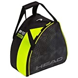Headgear Allride Boot Bag Bolsa para Botas de esquí, Unisex Adulto, Negro, 30 LTR