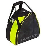 Head Allride - Bolsa para Botas de esquí (30 L), Color Negro