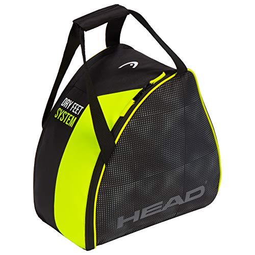 Head Allride Boot Bag Bolsa para Botas de esquí, Unisex, Negro, 30 LTR