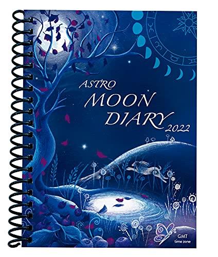 Moon Diary 2022 Datebook Calendar Personal...