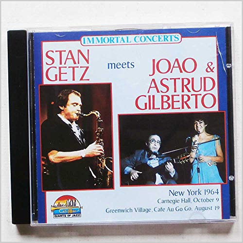 Stan Getz meets.. (& Joao und Astrud Gilberto)
