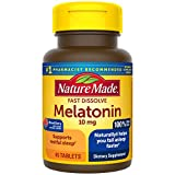 Best Health Sleep Dissolves - Nature Made Melatonin 10 Mg Tablets, Fast Dissolve Review