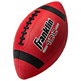 Franklin Sports Grip Rite 100 Rubber Junior Football