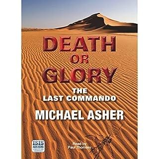 Death or Glory: The Last Commando cover art