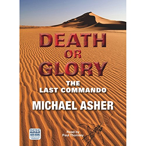 Death or Glory: The Last Commando audiobook cover art