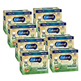 Enfamil ProSobee Soy-Based Infant Formula for Sensitive Tummies, Dairy-Free, Lactose-Free, Milk-Free, and DHA for Brain Support, Ready to Use Bottles, 2 Fl Oz (6 count) (Pack of 8), Total 48 bottles