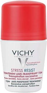 Desodorante Stress Resist 72H Roll on 50ml, Vichy, Branco