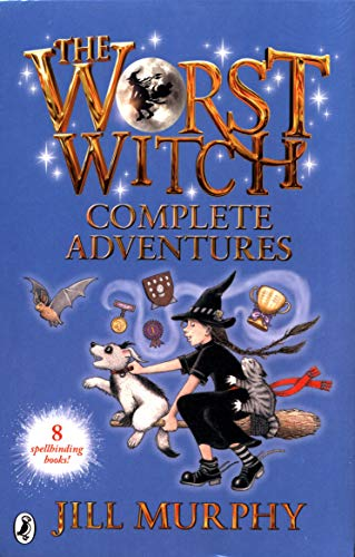 Jill Murphy The Worst Witch - 8 Book Collection