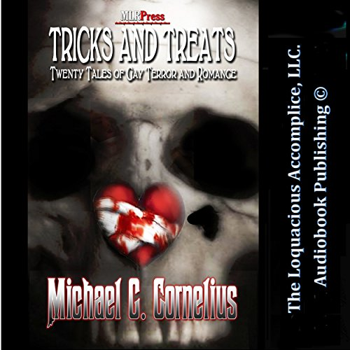 Tricks and Treats: Twenty Tales of Gay Terror and Romance audiobook cover art