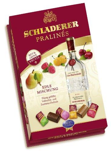 Schladerer Pralines Edle Mischung 510 g, 1er Pack (1 x 510 g)