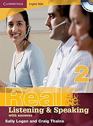 Cambridge English Skills Real Listening and Speaking 2 with Answers and Audio CD [Lingua inglese]