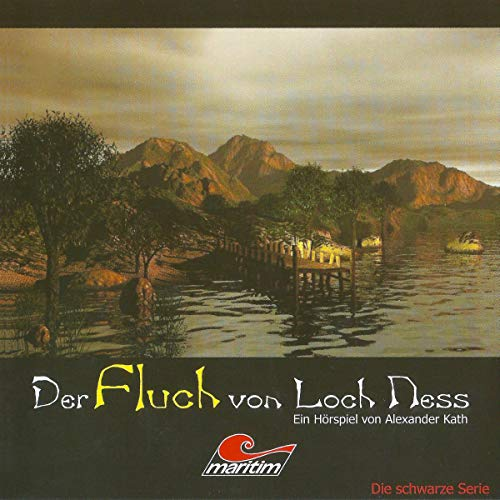 Der Fluch von Loch Ness audiobook cover art