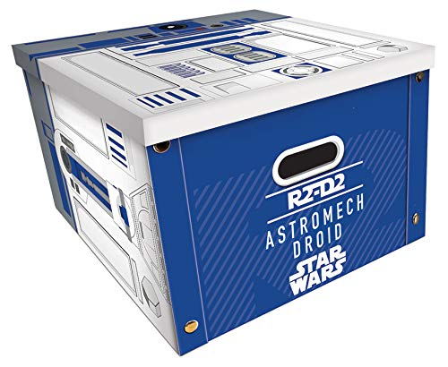 Funko Pop! - Star Wars, Caja De Almacenaje R2-D2 (Windows)
