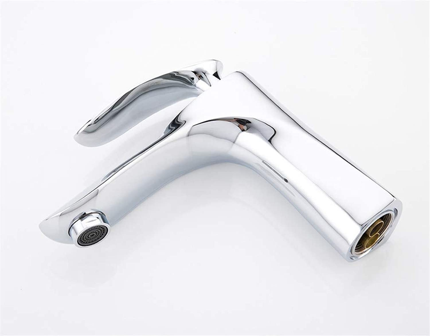Pull Out The Pull Down Stainless Steelhot and Cold Water Basin Faucet for Bathroom Tap Single Handle Sink Wash Basin Tap Chrome Plated Zinc Water Faucets