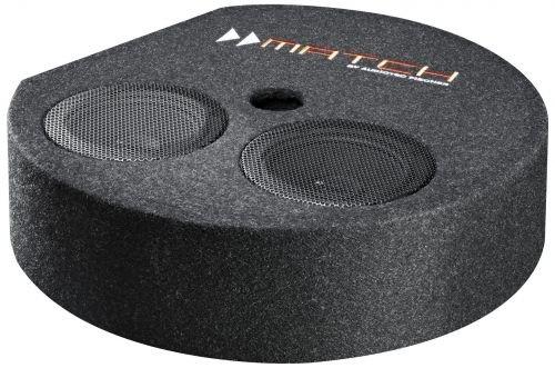 MATCH Bassreflexbox PP 7S-D 16 5 cm/6 5