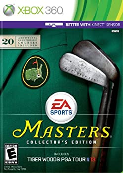 Tiger Woods PGA TOUR 13  The Masters Collector s Edition - Xbox 360  Collector s Edition