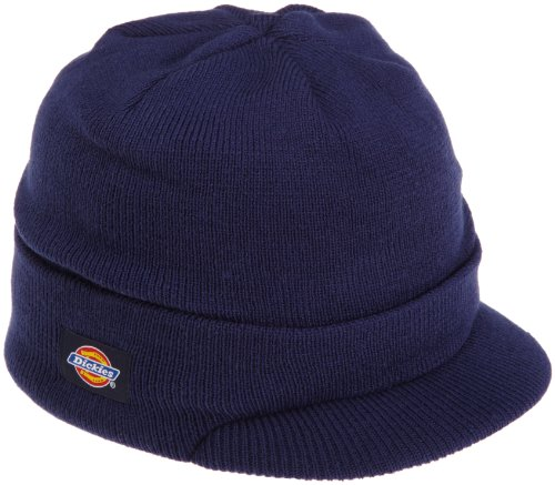 Dickies Men's Knit Radar With Cuff,Navy,One Size