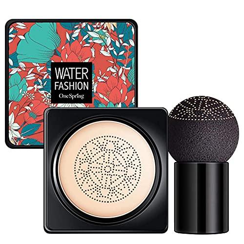 ISAKEN Base en Crema CC Impecable, BB Cream Foundation Maquillaje Hidratante Corrector Mate De Larga Duración Impermeable Natural Y Translúcido Base De Fácil, para Mujeres