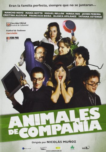 Animales De Compañia [DVD]