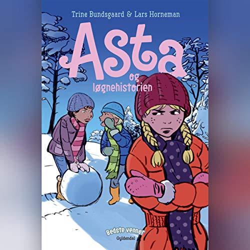 Page de couverture de Asta og løgnehistorien