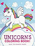 Unicorns Coloring Book!