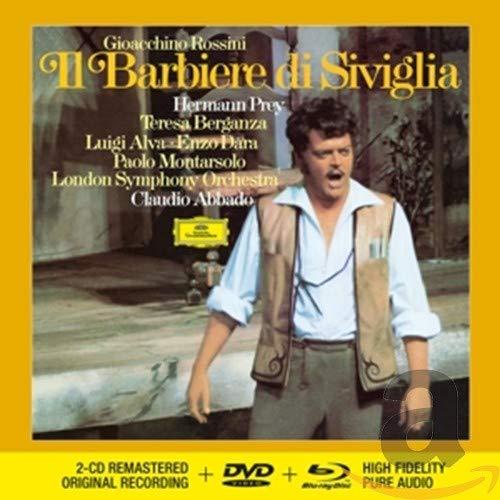 Berganza/Alva/Prey/Dara/Mo - Rossini: Il Barbiere Di Siviglia L