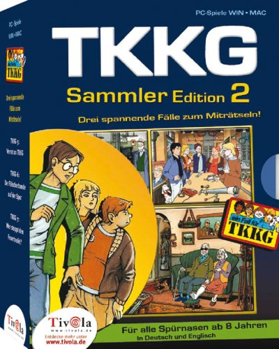 TKKG: Sammler Edition 2 (5-7)