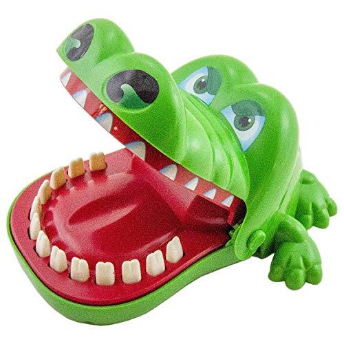 ANNIUP Klassisches Krokodil-Spiel für Kinder.