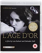 L'Age d'Or [DVD + Blu-ray] by BFI Video