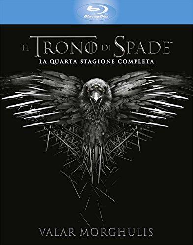 Il Trono Di Spade 4 (Box)