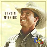 Live at Billy Bob's Texas CD/DVD Combo by Justin McBride (2010-10-19)