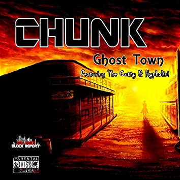 Ghost Town (feat. The Cutty & Hyphalini) - Single