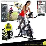 Sportstech Cyclette Professional SX200 - Marchio di qualità Tedesco - Eventi Video e Mult...