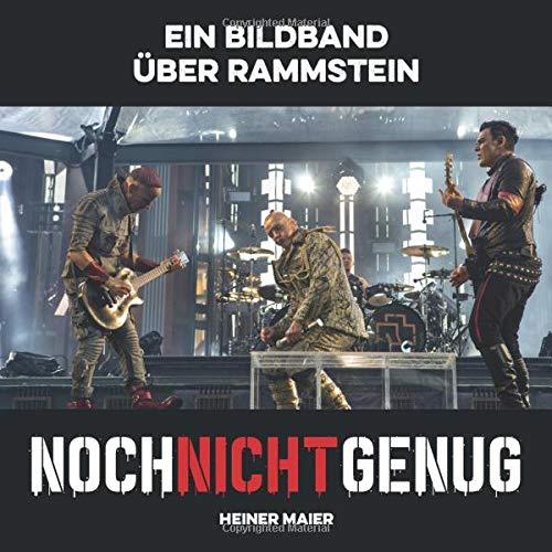 Noch nicht genug: ein Bildband über Rammstein