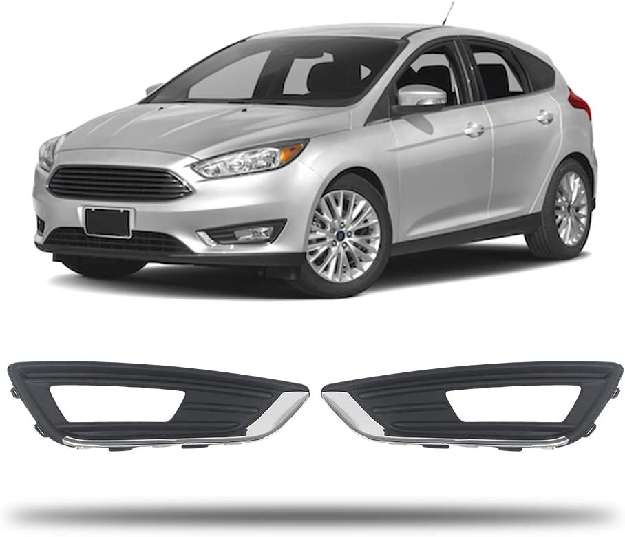 shop JENCH Ranking TOP15 Compatible with 2015-2018 Ford Front Sedan Focus Bumper Fo