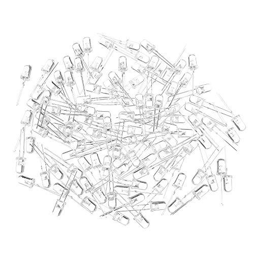YALIXING JJBHD Electronic Accessoires & Supplies 500 stücke 5mm runde lila uv led diode super helle Wasser lein led licht Lampe lila Farbe Um Ihnen die Qualität der Exzellenz bereitzustelle