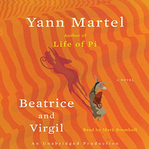 Beatrice and Virgil audiobook cover art