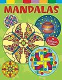 Malbuch Mandalas: 96 Ausmalbilder für Kinder ab 5 Jahren