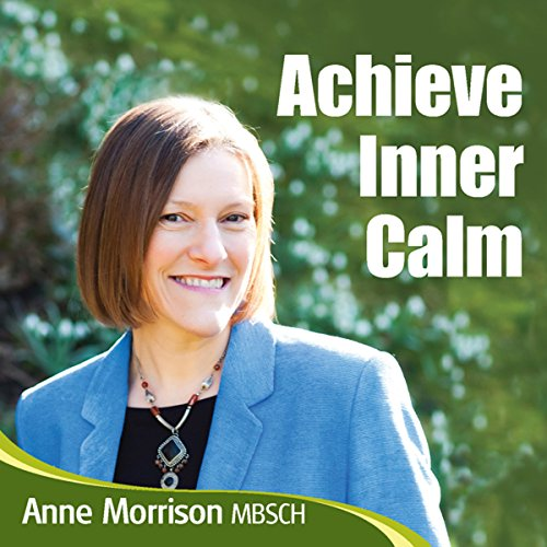 Achieve Inner Calm audiobook cover art
