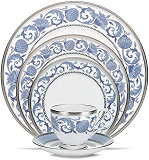 Noritake Sonnet in Blue 5-Piece Place Setting