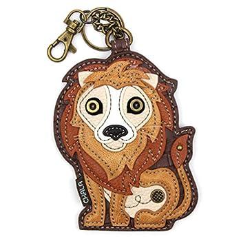 Coin Purse/Key Fob - Lion